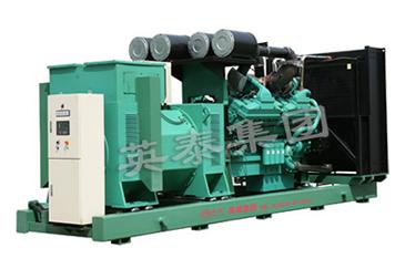 进口康明斯高压机组(1600KW)