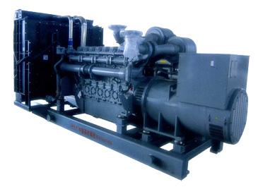 帕金斯4000系列(600-1800KW)