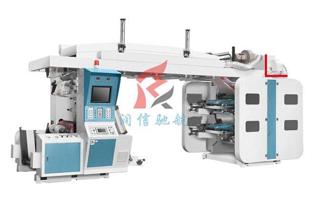 新型4色经济性卫星式印刷机