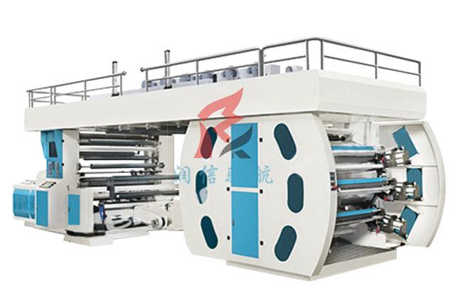 6色卫星式柔板印刷机