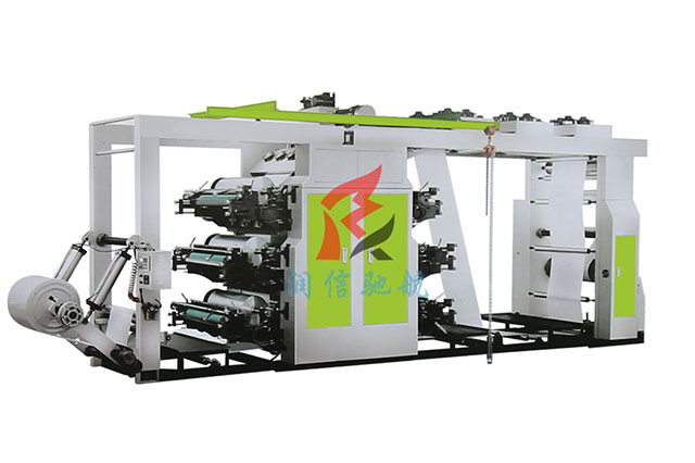 6色编织袋印刷机齿轮机