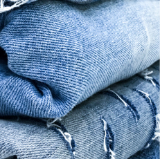 Hengfeng got in top 100 enterprises of the Chinese cotton texitleindustry in terms of competitiveness, with its innovative Denim