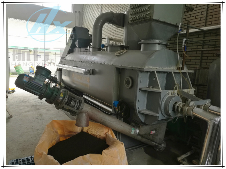 化工污泥干燥机,无害化污泥干化技术 污泥圆盘干燥机