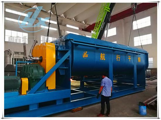 电镀污泥干化工程-污泥干燥机-常州航行干燥工程有限公司