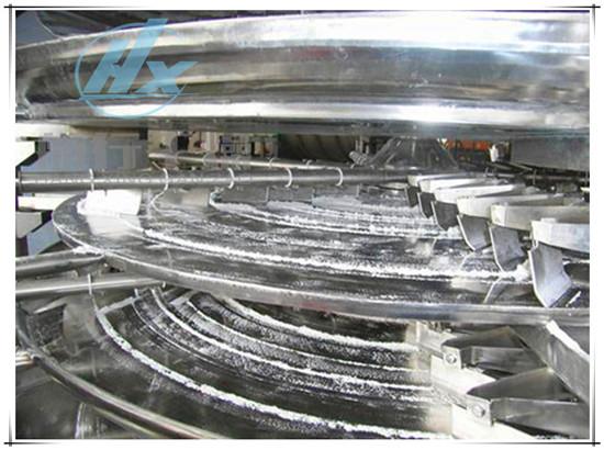 淄博和美华医药科技有限公司--盘式连续干燥机案