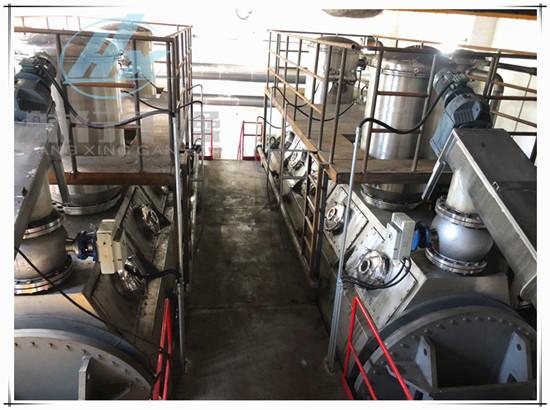 药渣污泥圆盘干化机,化工污泥烘干机-常州航行干燥工程有限公司