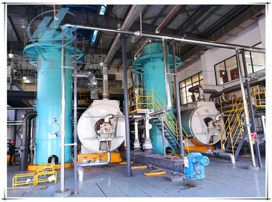 国际全新污泥低温干化技术 污泥真空干化处理装置 污泥低温干化机