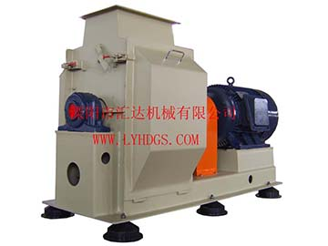 HUIDA SFSP Water-drop Shaped Hammer Mill