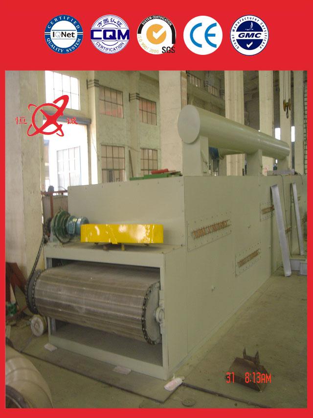 mesh belt dryer equipment