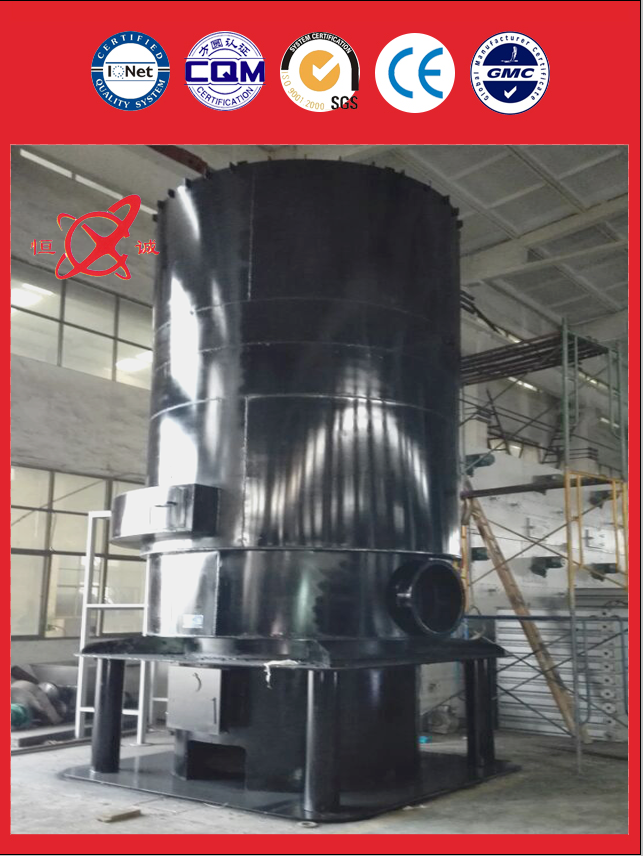 manual type coal fired hot air furnace equipment