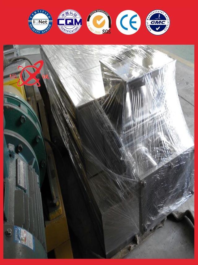 best sale Twin Screw Extrusion Granulator Equipment