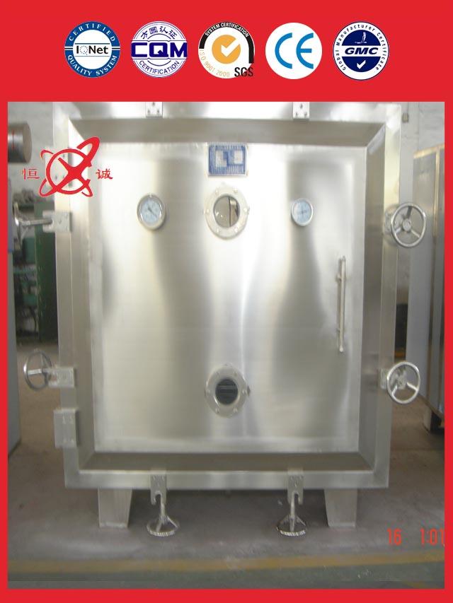golden supplier vacuum tray dryer equipment