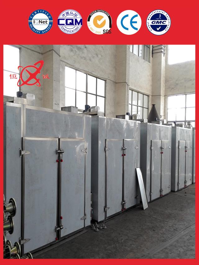 pigment Tray Dryer Equipment