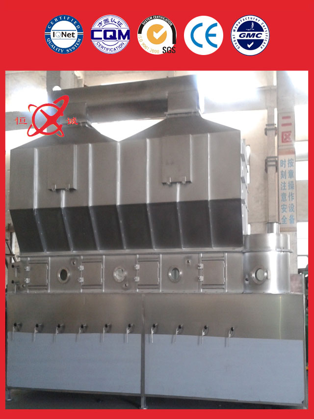 wholesale horizontal fluidized bed dryer equipment