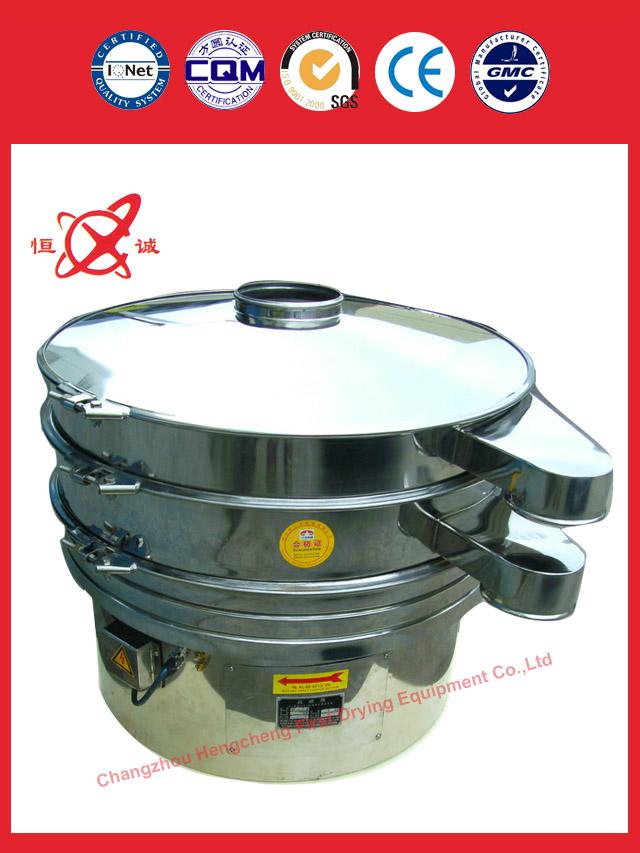 best sale Round Vibrating Sieve Machine