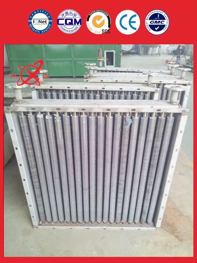 Steam Heating Exchanger Hot Air Furnace Equipment for distributor