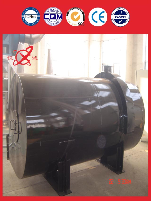 Fuel Oil Fired Hot Air Furnace Equipment system