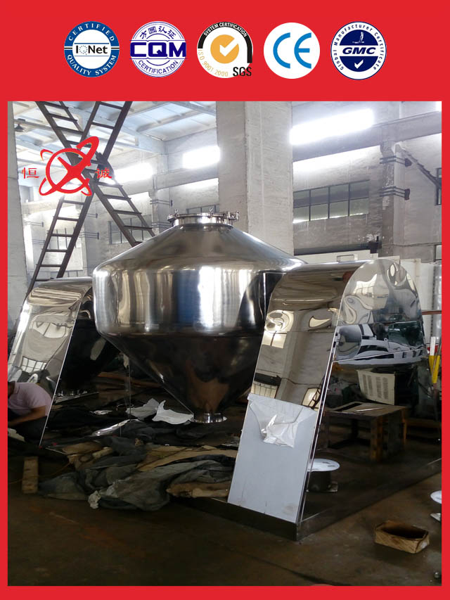 Double cone Mixer Equipment system