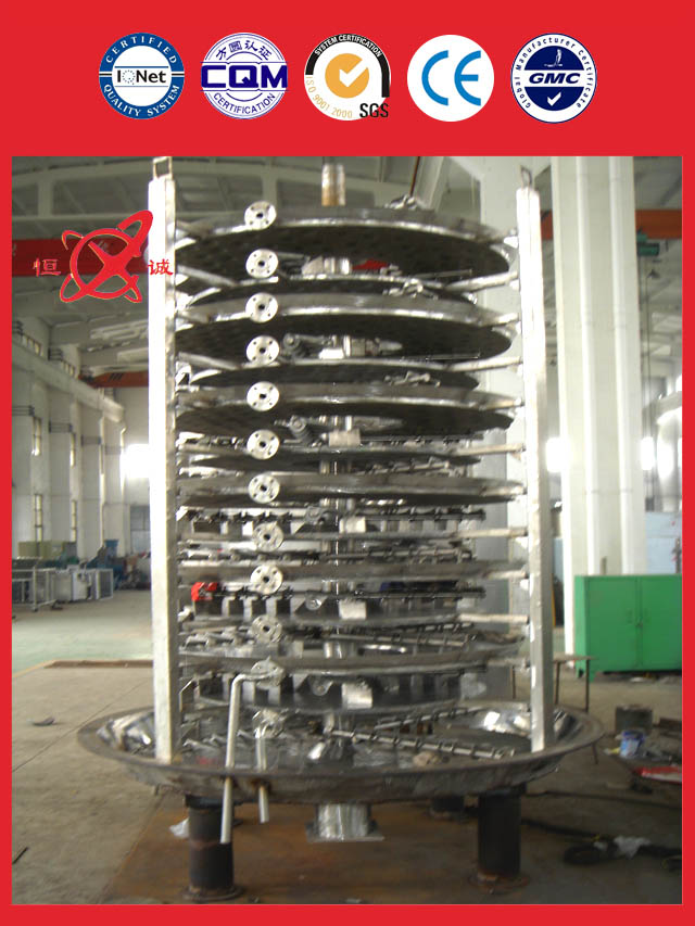 Best Sale Continual Plate Dryer Equipment