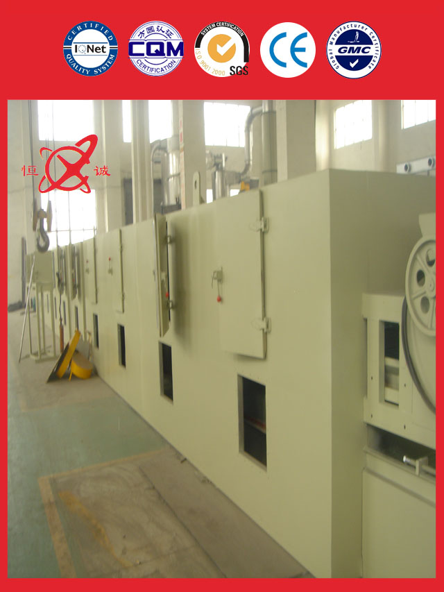 Pecan Mesh Belt Dryer Equipment
