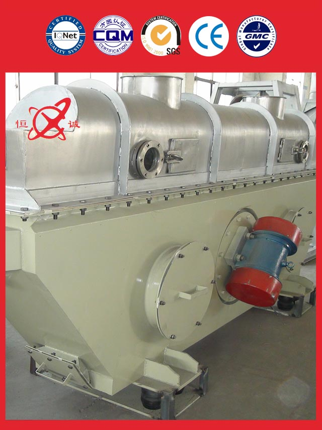 Vibrating Fluid Bed Dryer Equipment manufacturing